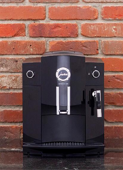 Jura Impressa C60 Automatic Coffee Center Whole Latte Love