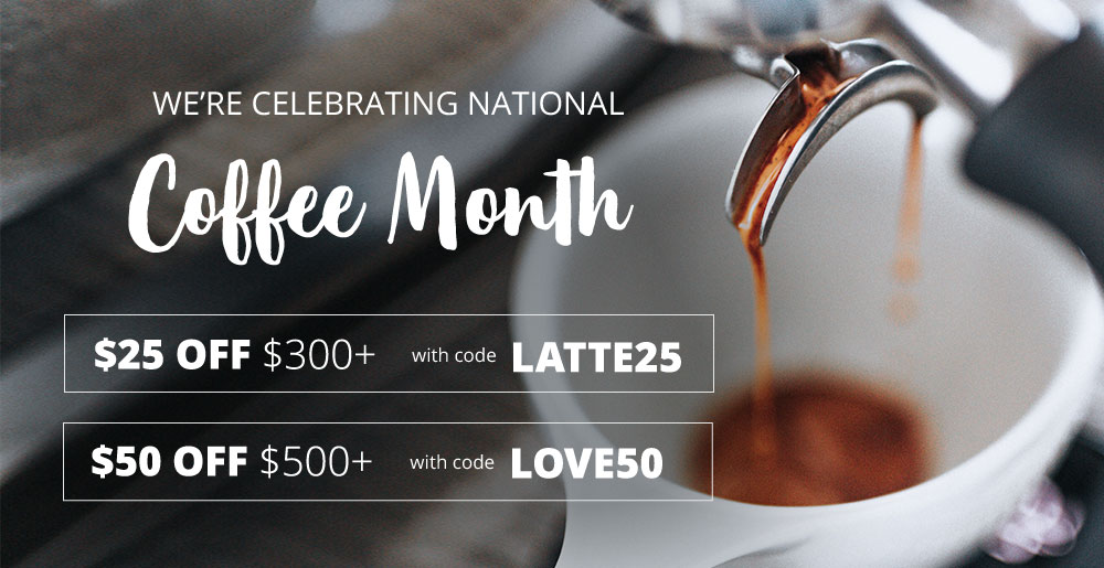 National Coffee Month