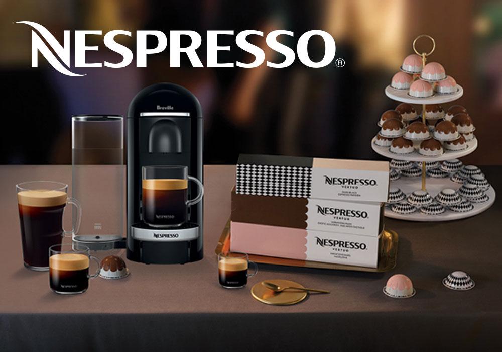 Nespresso Cyber Week Promotion