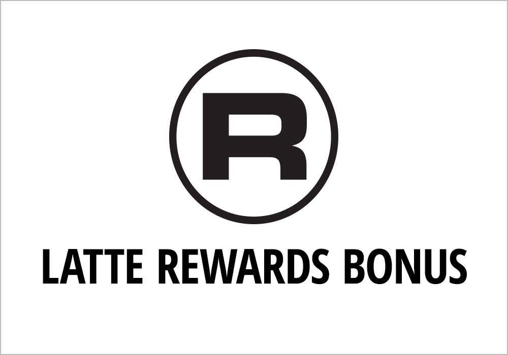 Rocket Espresso Latte Rewards Bonus