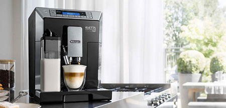 Delonghi Super-Auto Videos