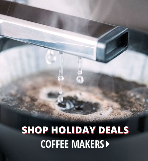 Shop Holiday Deals Coffee Makers
