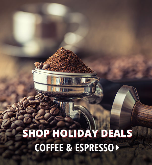 Shop Holiday Deals Coffee