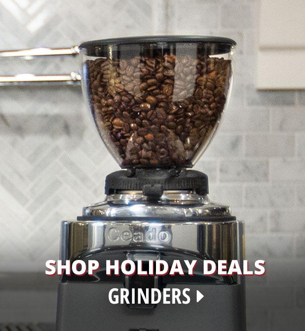 Shop Holiday Deals Grinders