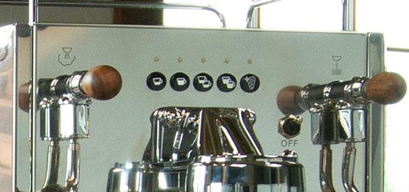 Programmable Volumetric Brewing
