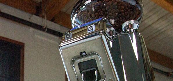 Adjustable Coffee Chute