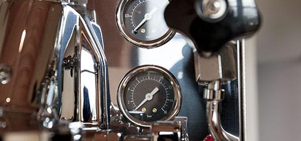 Boiler Pressure Controller & Gauges